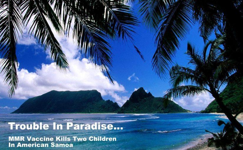 Death In Samoa…