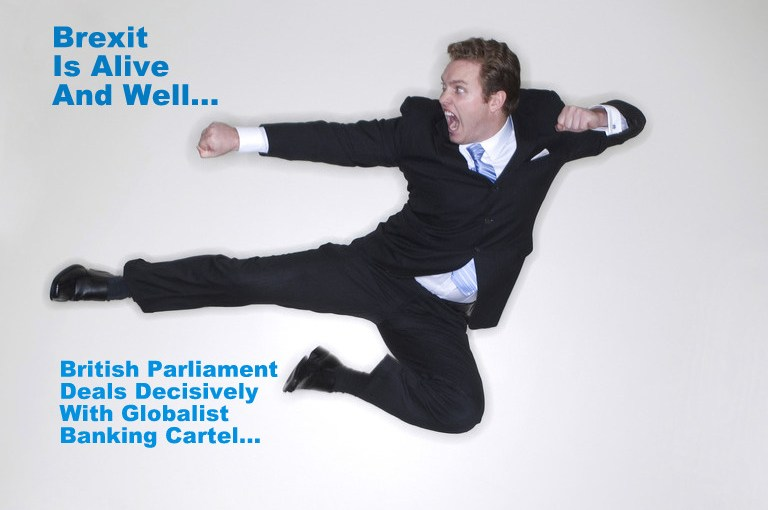 British Parliament Delivers BANKING CARTEL a Massive Kick in the Teeth…