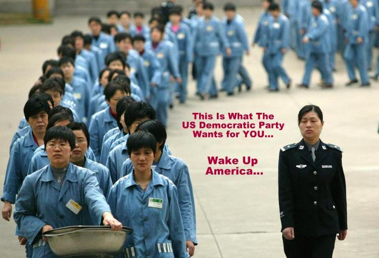 Is The US Democratic Party Controlled By Mainland China?  Yes, and No…