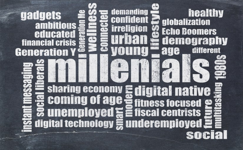 "Why ""Millennials"" Might be DIFFERENT from Other Generations…"