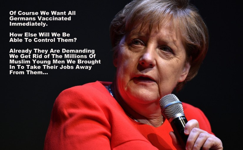 """Will Merkel and all her """"Friends"""" soon be arrested as War Criminals?"""