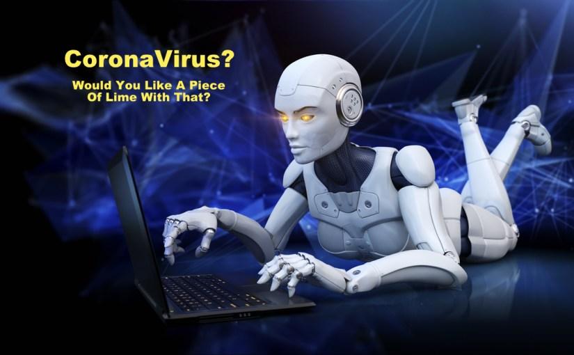 Coronavirus Pharmaceuticus Con-job-icus…