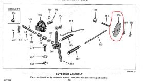 Wisconsin Engine Parts :: VC43A Bolens/Wisconsin Engine