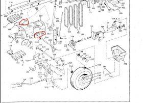 Bolens Parts :: 1185558 Bolens Tubeframe Clutch Petal