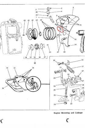 Bolens Parts :: Bolens Ridemaster Wire Grommet (2 Pack