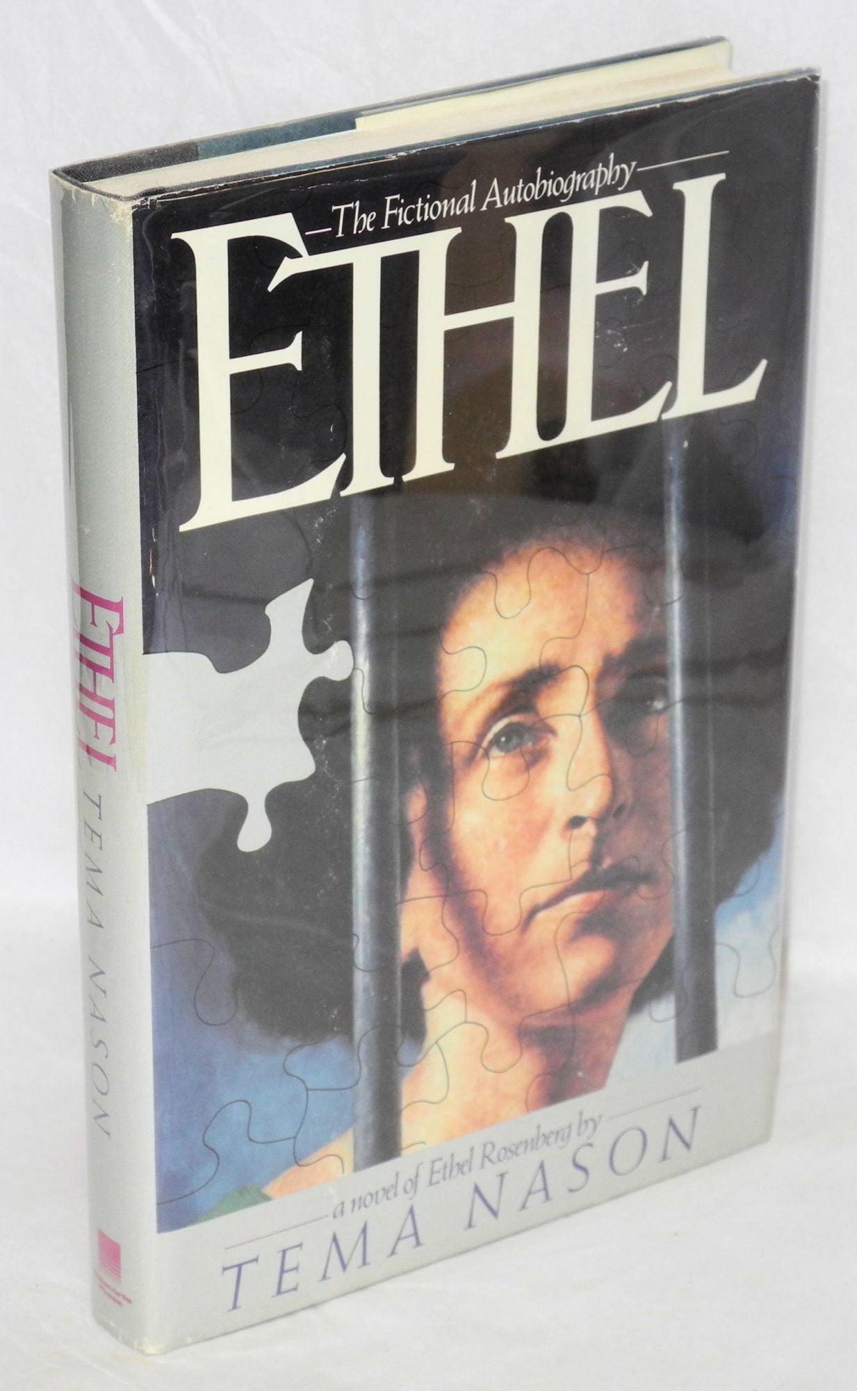 Tema Novel : novel, Ethel;, Fictional, Autobiography., Novel, Ethel, Rosenberg, Nason
