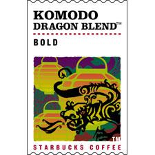 Komodo Dragon Blend