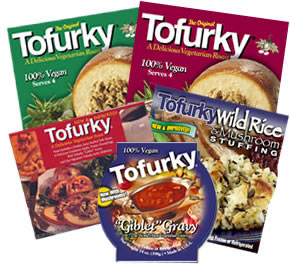Tofurkey!