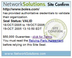 NetSol Seal