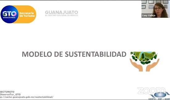 Embajadores Guanajuato capacitan a sector Turístico en materia de Reuniones, Romance y Aventura