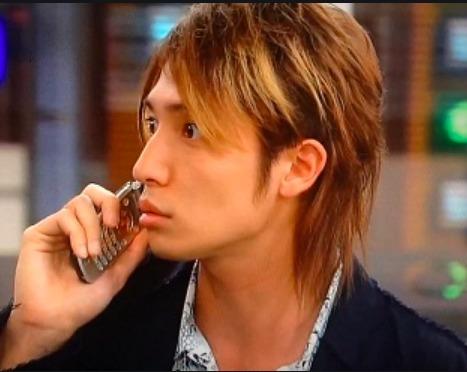 玉木宏 髪型 金髪