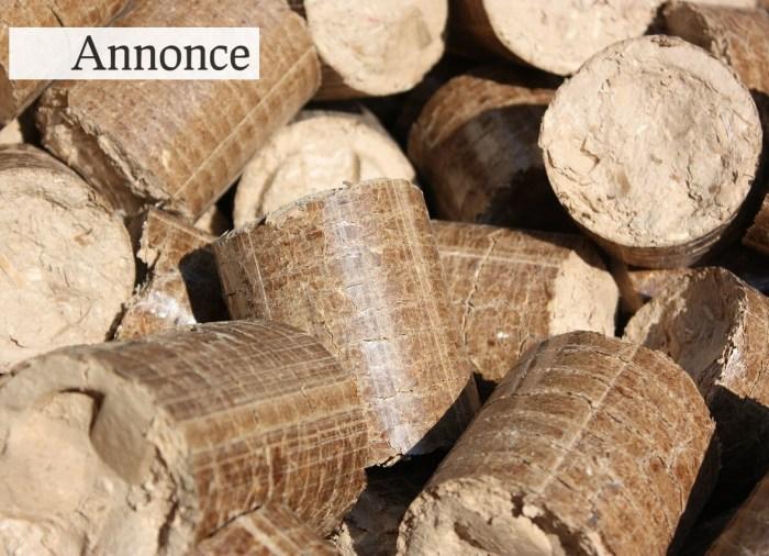 De danske hjem elsker opvarmning fra træpiller