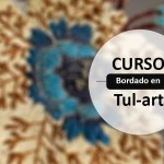 Bordado en tul-art