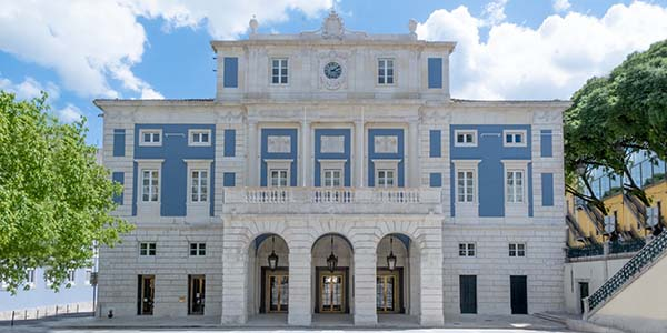 TaquillaOnline - Teatro Nacional de São Carlos