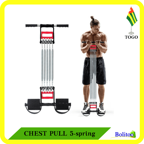 CHEST PULL 5-spring