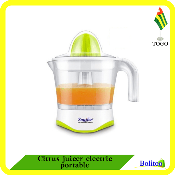 Citrus juicer electric portable