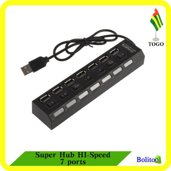 Super Hub HI-Speed 7ports