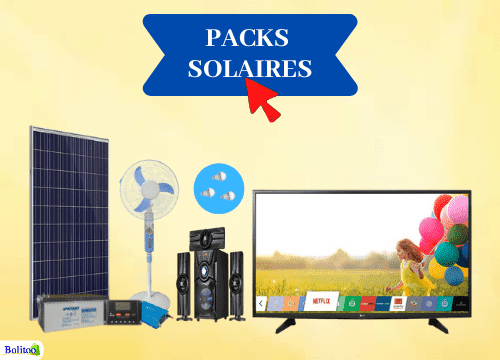 Pack solaire