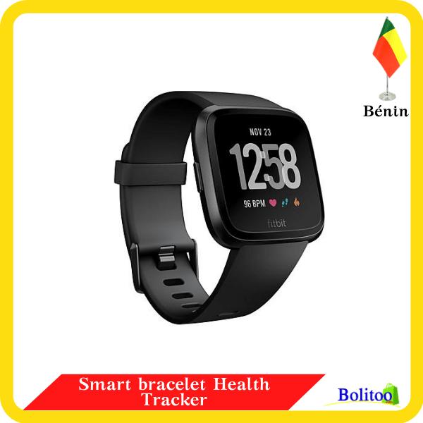 Une montre intelligente pour la santé d'enfer qui surveille et contrôle votre activité physique pour vous éviter la sédentarité, contrôle votre fréquence cardiaque, le nombre de pas effectué dans la journée etc. Son design fin et épuré vous garantit une montre d'une élégance et d'une résistance parfaite. Connectez-le à votre Android ou à votre iPhone et profiter de toutes ses magnifiques fonctionnalités. Profiter de tous les options que peut offrir votre smartphone avec cette montre intelligente. Le smart Watch la montre des jeunes H-Tech.