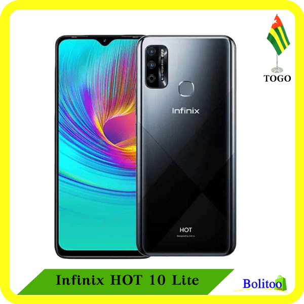 Infinix HOT 10 Lite