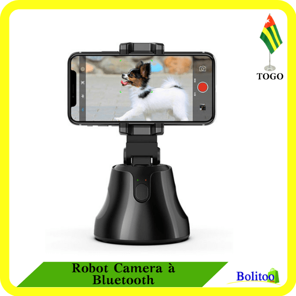 Robot Camera à Bluetooth