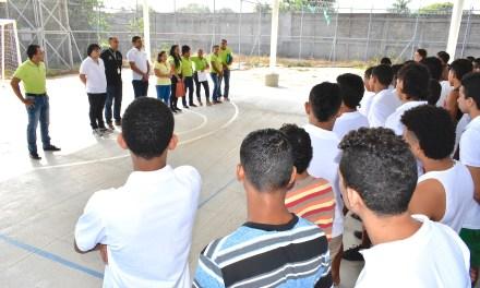 """Gobierno del """"Bolívar SÍ Avanza"""" garantiza recursos para reeducar a 150 niños recluidos en ASOMENORES"""