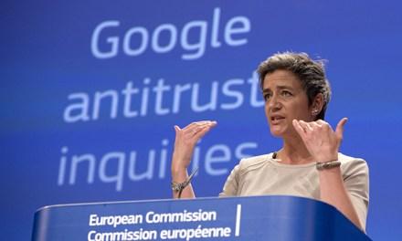 La Unión Europea impone multa histórica a Google
