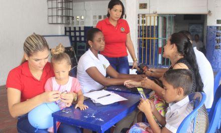 El PES sigue trabajando con las comunidades de Cartagena