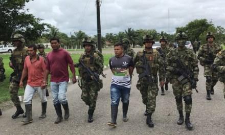 Continúa ofensiva contra Clan del Golfo en Antioquia