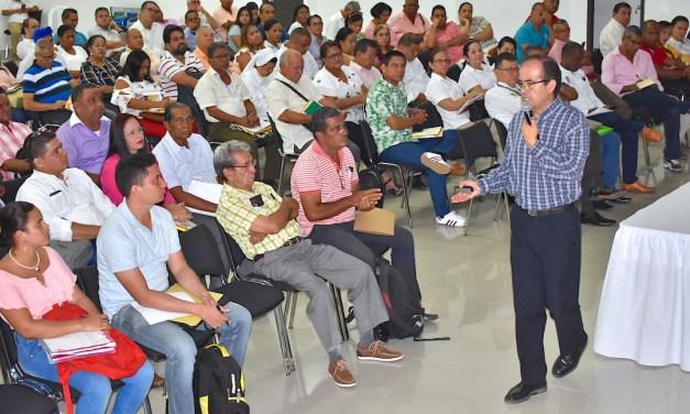 Colegios oficiales de Bolívar recibieron material pedagógico de la estrategia 'Siempre Día E' de la Excelencia Educativa