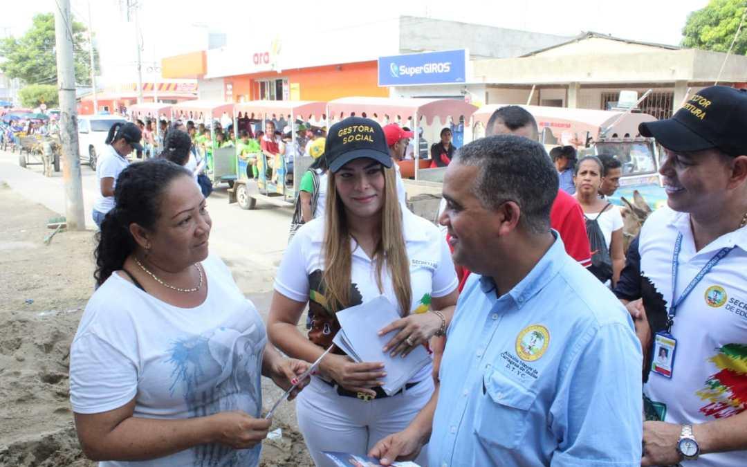 "Alcalde invita a padres de familia a la ""Matriculatón 2019"""