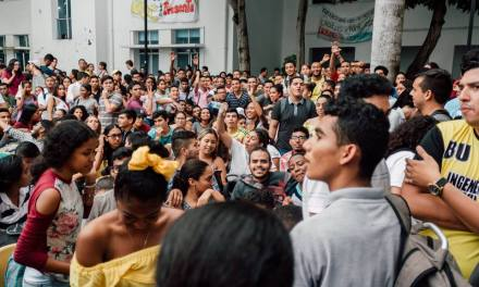 Estudiantes marcharán el 6 de Diciembre