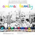 El Colegio del Cuerpo presenta su nueva obra 'Animal Family'
