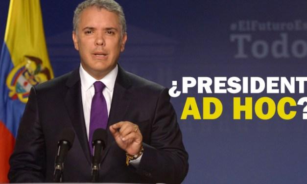 Denuncian conflicto de interés del Presidente para nombrar al Fiscal
