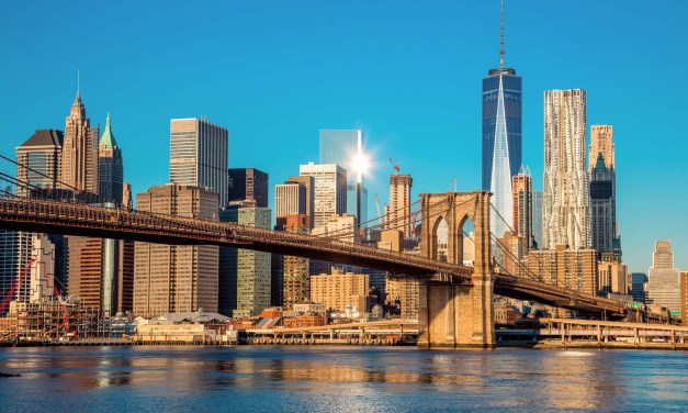 Viajando Sin Pasaporte a: Nueva York