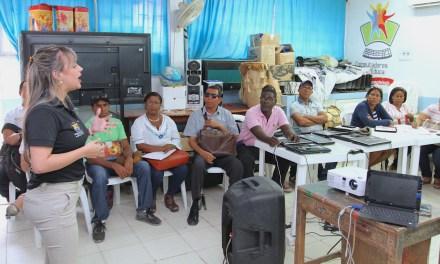 Instituto Nacional para Ciegos (INCI) brinda herramientas para fortalecer quehacer pedagógico de maestros de Bolívar