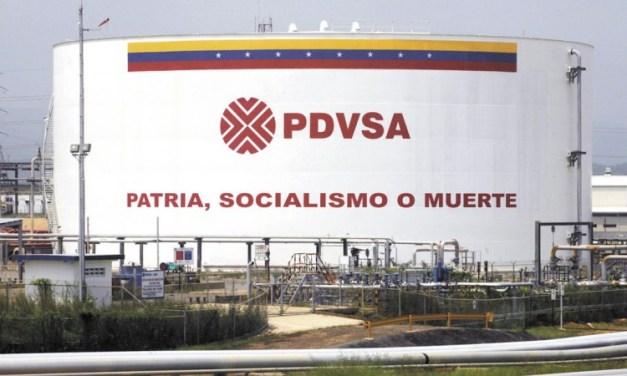 EEUU reanuda la compra de petróleo a Venezuela