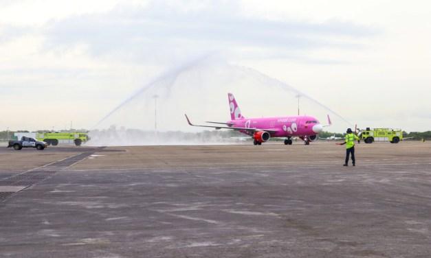 Viva Air empezó a volar la ruta Cartagena – Lima – Cartagena