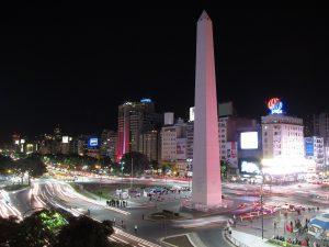 Buenos Aires, destino de vacaciones para los colombianos.