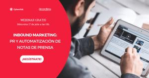 Cyberclick y Comunicae impartirán una formación gratuita sobre Inbound Marketing y PR