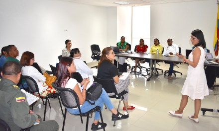 Secretaría de Educación realizó comité departamental de Convivencia Escolar para determinar estrategias en los colegios de Bolívar