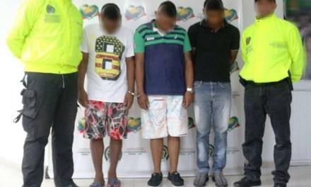Duro golpe a la delincuencia en Cartagena