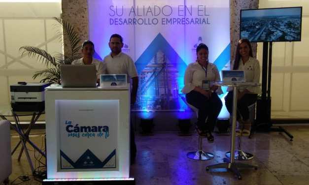 La Cámara de Comercio en la Feria Cuchara E' Palo