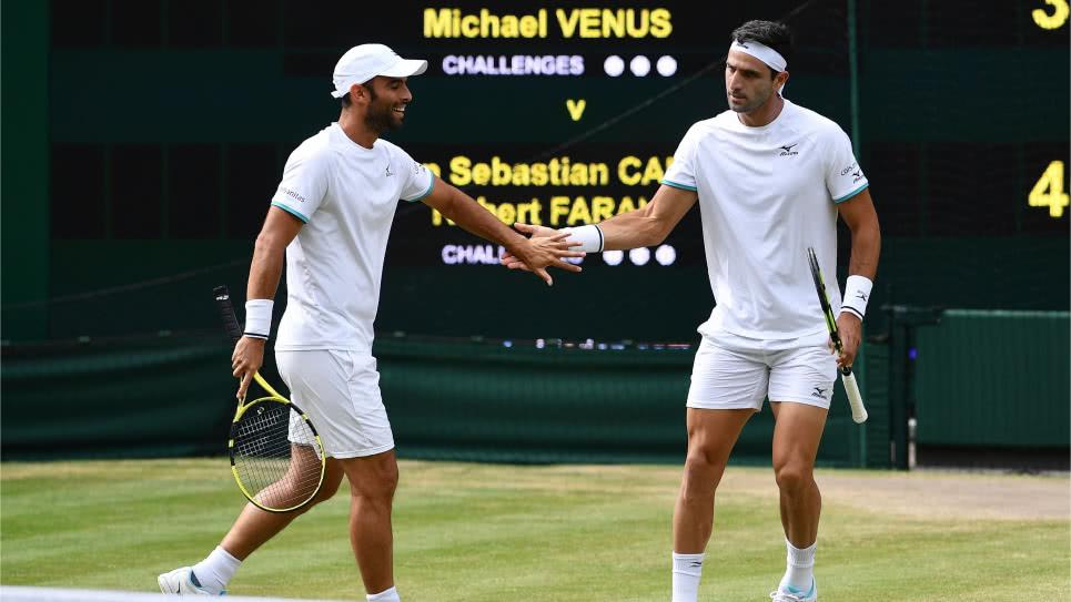 ¡Histórico! Cabal y Farah son los campeones de Wimbledon