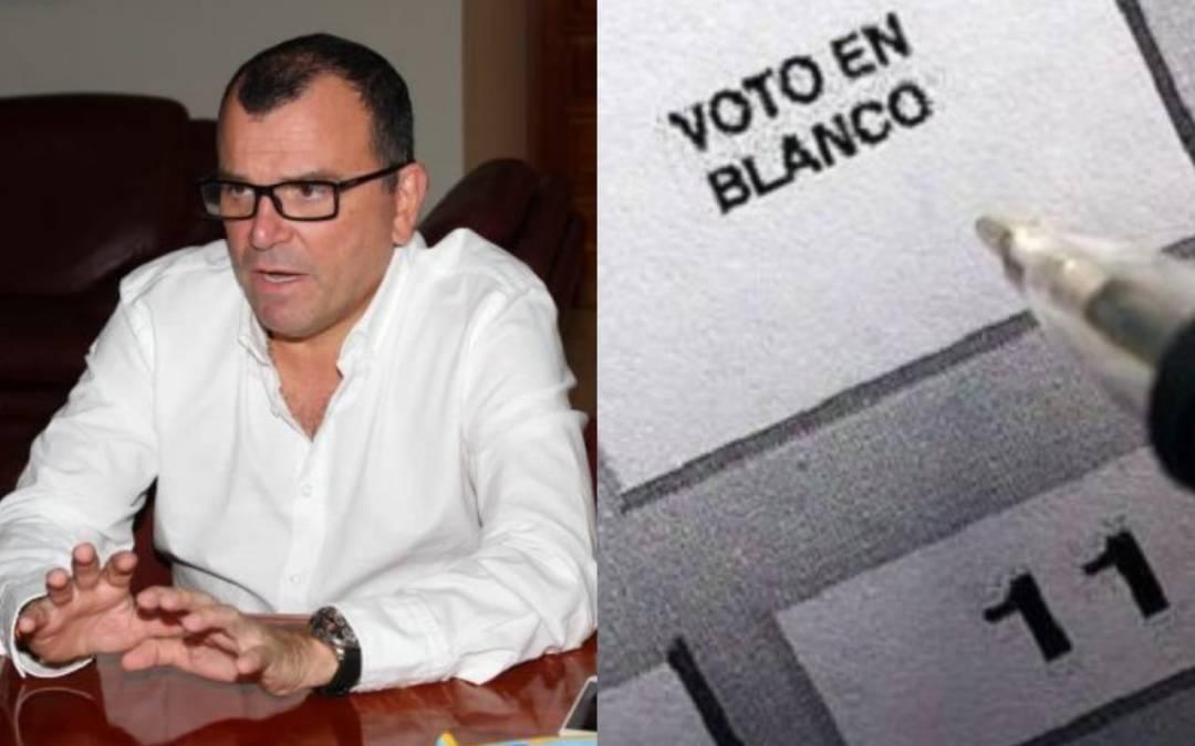 ¿Renuncia Padaui?, ¿Voto En Blanco?