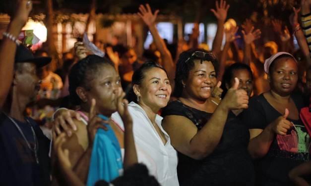 """""""Mi gran alianza es con las comunidades"""": Yolanda Wong"""