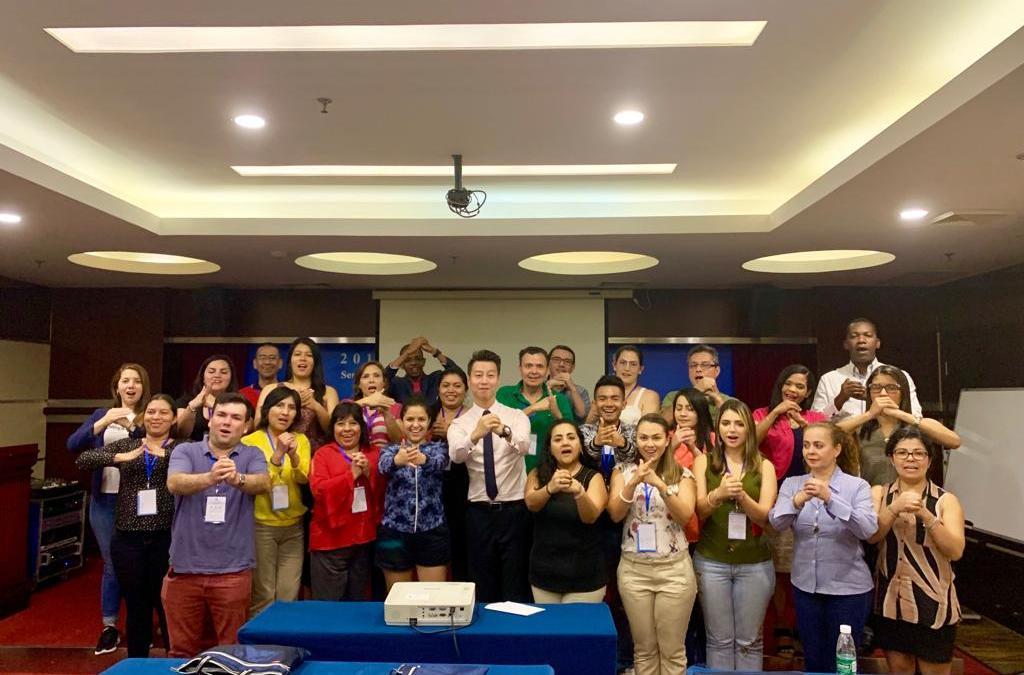 Icultur participa en seminario sobre turismo en la República Popular de China