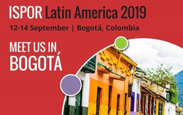 ISPOR, conferencia líder para la salud regional, tuvo lugar en Bogotá