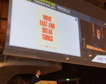 Luca Colombo, Direttore Generale Facebook Italia