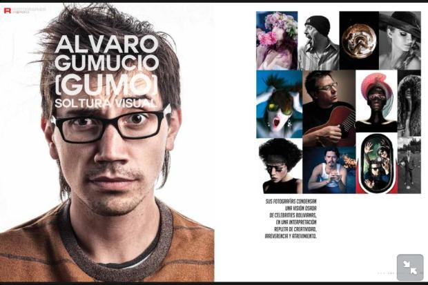 Alvaro Gumucio Li